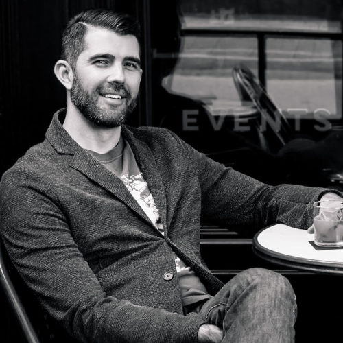 Jerrett Young Co-Founder & CEO of Equal Parts Hospitality