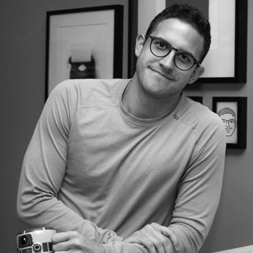 Justin Monaco-Barnes, Chief Marketing Officer of Equal Parts Hospitality